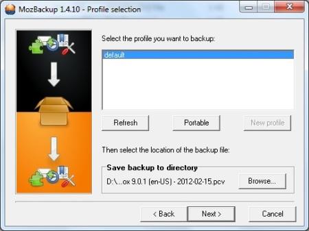 Cara Backup Konfigurasi Mozilla Firefox (2)