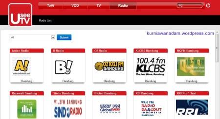 Orang Keren, Nonton Film, Nonton TV, denger Music dan Radio pakai UseeTV (5)